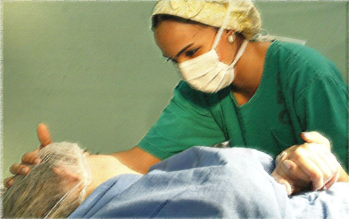 O que faz um tecnico de enfermagem