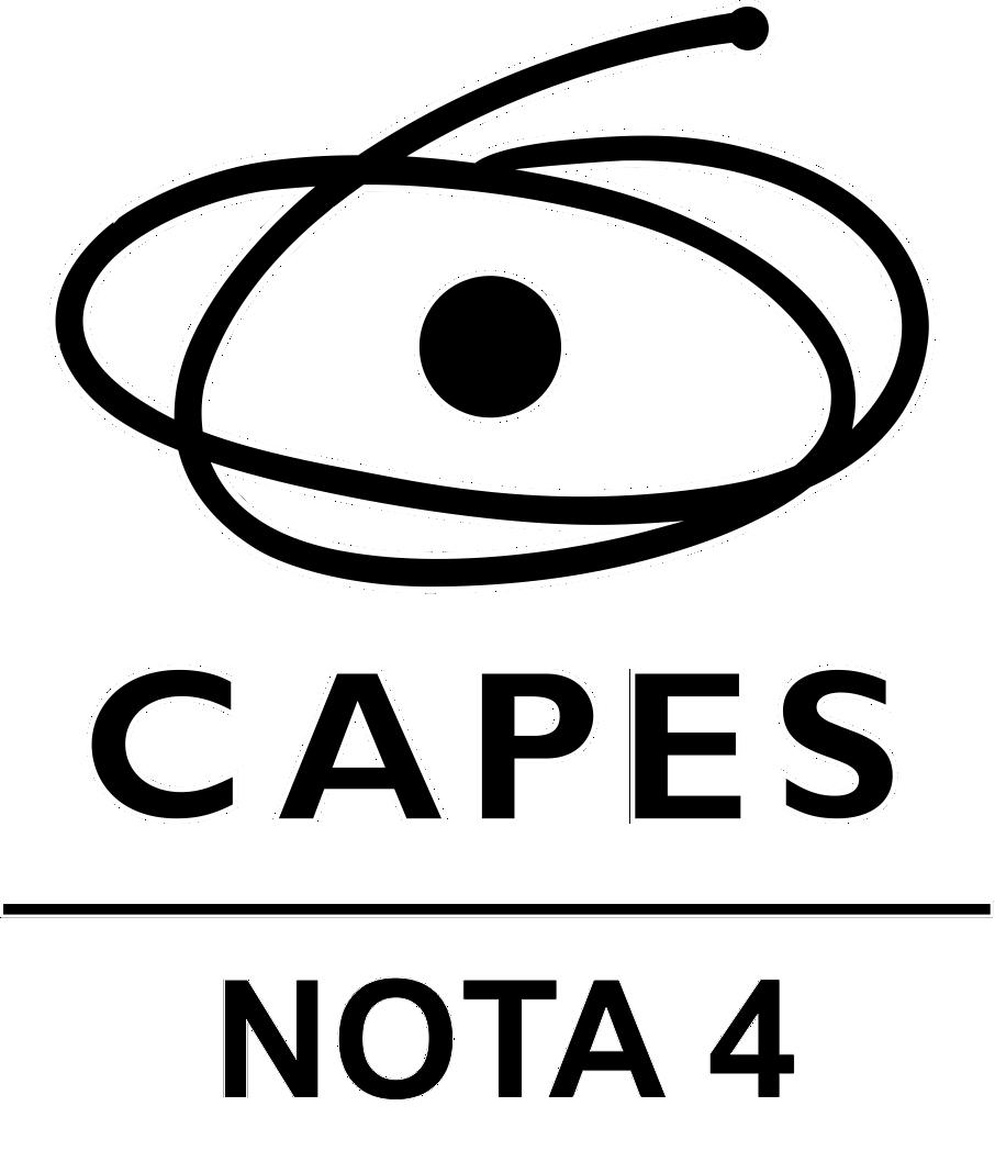 Logo nota 4 da capes